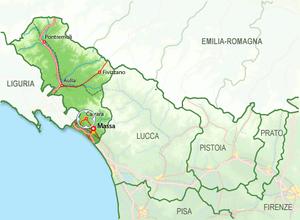 CARRARE -TOSCANE-ITALIE