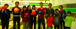 Club Activity - bowling