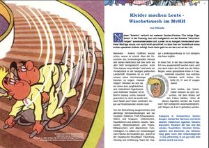 Digedon Heft Nr. 17, Februar 2020, Cover Jan Suski, Digedags, MOSAIK Hannes Hegen, Orlando