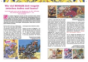 Digedon Heft Nr. 17, Februar 2020, Cover Jan Suski, Digedags, MOSAIK Hannes Hegen, Fanzine