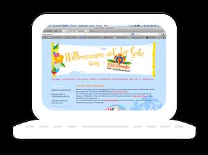 Homepage KikiMondo