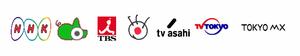 テレビ局70番組