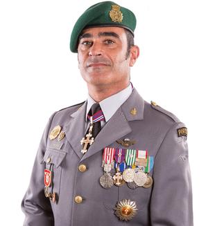 Lt.Col. Tiago Manuel Batista Lopes