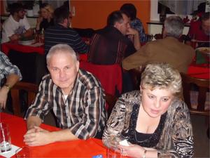 Miro Silobod mit seiner Frau Maria
