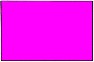 Rahmenvorlage, rosa ist der transparente Bereich