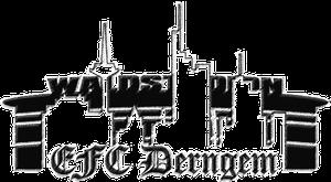 EFC Derngem - Logo Waldstadion
