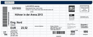 Nr.78 - 30.04.2013 - Die Höhner - Lanxess Arena, Köln