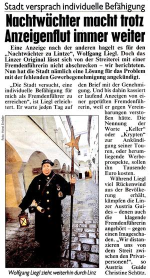 Kronen Zeitung - Mittwoch, 27. März 2013