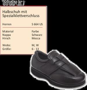 Diabetiker Schuhe