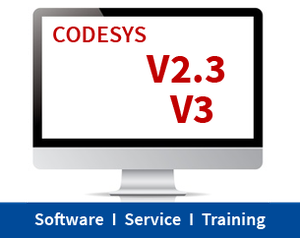 Software, Service + Training zu CODESYS V2.3 und V3