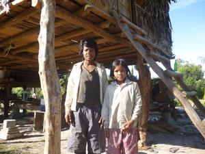 コンポンチュナム州未就学児(仏教子ども救援基金調査)