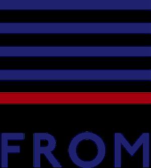 株式会社FROM(フロム)/ロゴ