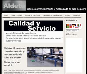 www.aldetu.com nueva imagen