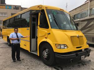Renta de  Camiones de Transporte Escolar para sus Eventos que requieran Transportación en horarios Matutino, Vespertino y Nocturno en la Ciudad de México y área metropolitana los 365 días del año.