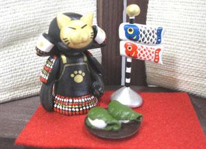 ミニチュアセット 五月人形セット