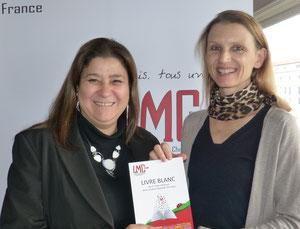 LIVRE BLANC lmc france docteur hématologue aude Charbonnier conseil scientifique LMC France leucémie myeloide chronique