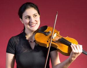 Kristina Altunjan, Violinistin