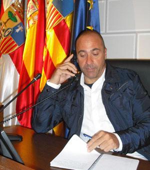Julio López Coordinador de Área de Seguridad Corporativa