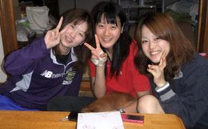 (右)海野マネージャー