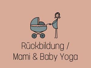Rückbildung mit Yoga in Freising