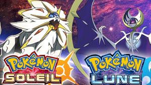 Pokémon Soleil & Pokémon Lune sont disponible ici.