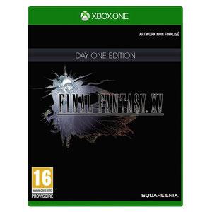 Final Fantasy XV disponible ici.