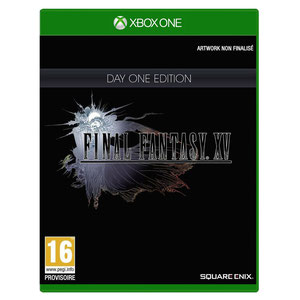 Final Fantasy XV disponible ici.