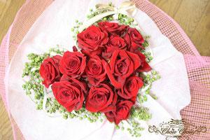 ハートの花束&ミニーちゃんのジュエリーボックス