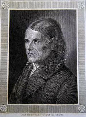 gestochen C. Barth um 1850