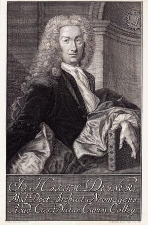 Johann Hartmann Degner