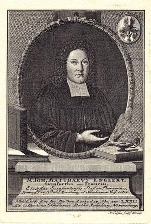 Johann Matthaeus Englert