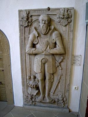 Valentin v. Münster 1502-1582 Ritter zu Niederwerrn Fürstl. Würzburger Rat