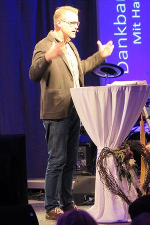 Markus Wäsch war der Redner bei Prochrist