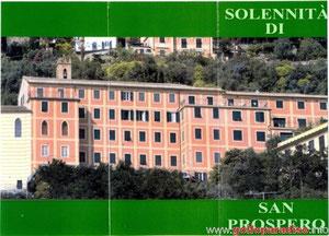 Camogli Monastero degli Olivetani