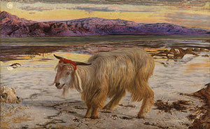 Il capro espiatorio di William Holman Hunt.