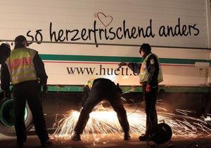 Greenpeace aktionen