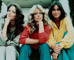 Bild: Cast: Kate Jackson, Jaclyn Smith, Farrah Fawcett