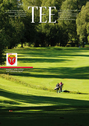Clubmagazin TEE 2013 vom GC FDS