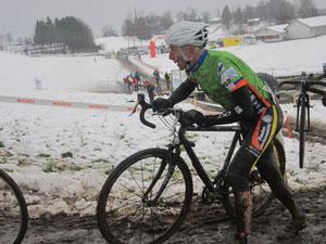 Conditions de course extrêmes pour un Rémi héroïque...!