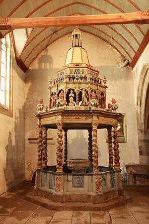 Eglise de Lampaul-Guimillau