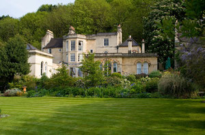 Paradise House in Bath
