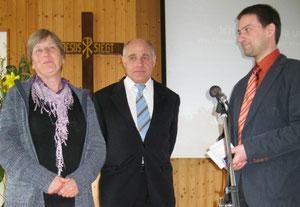 Rosemary und Günther Beck