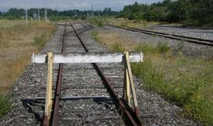 voies mal ferrées