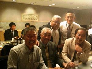 昭和47年度卒業の同期が集いました