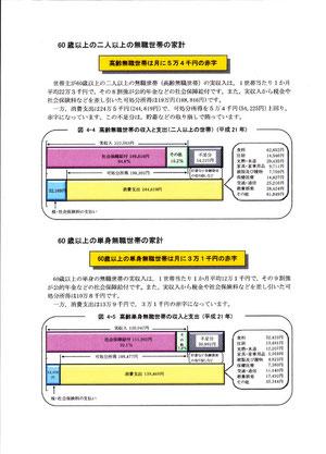 (出所 総務省家計調査平成22年)