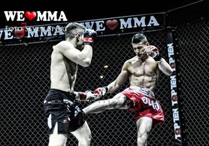Attila Korkmaz Team (MMA Spirit Frankfurt) vs Guiseppe Correira (Fight Lounge Dortmund)