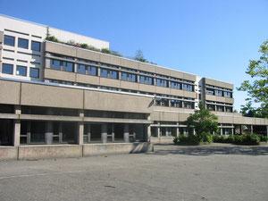 Das Friedrich-Flick-Gymnasium in Kreuztal