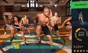 Video juego y fitness