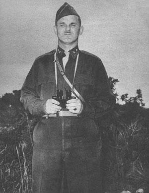 Major General William G. Livesay, 91st Inf Div.