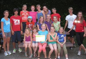 Gruppenfoto Lauftreff